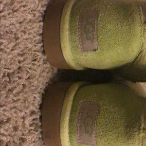 UGG Shoes - Like Green Ugg Boots